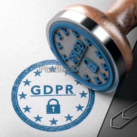 dpm gdpr label eu general data