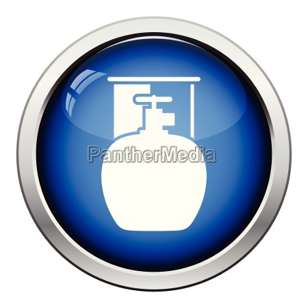 camping gas container icon