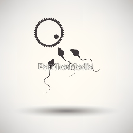 sperm and egg cell icon