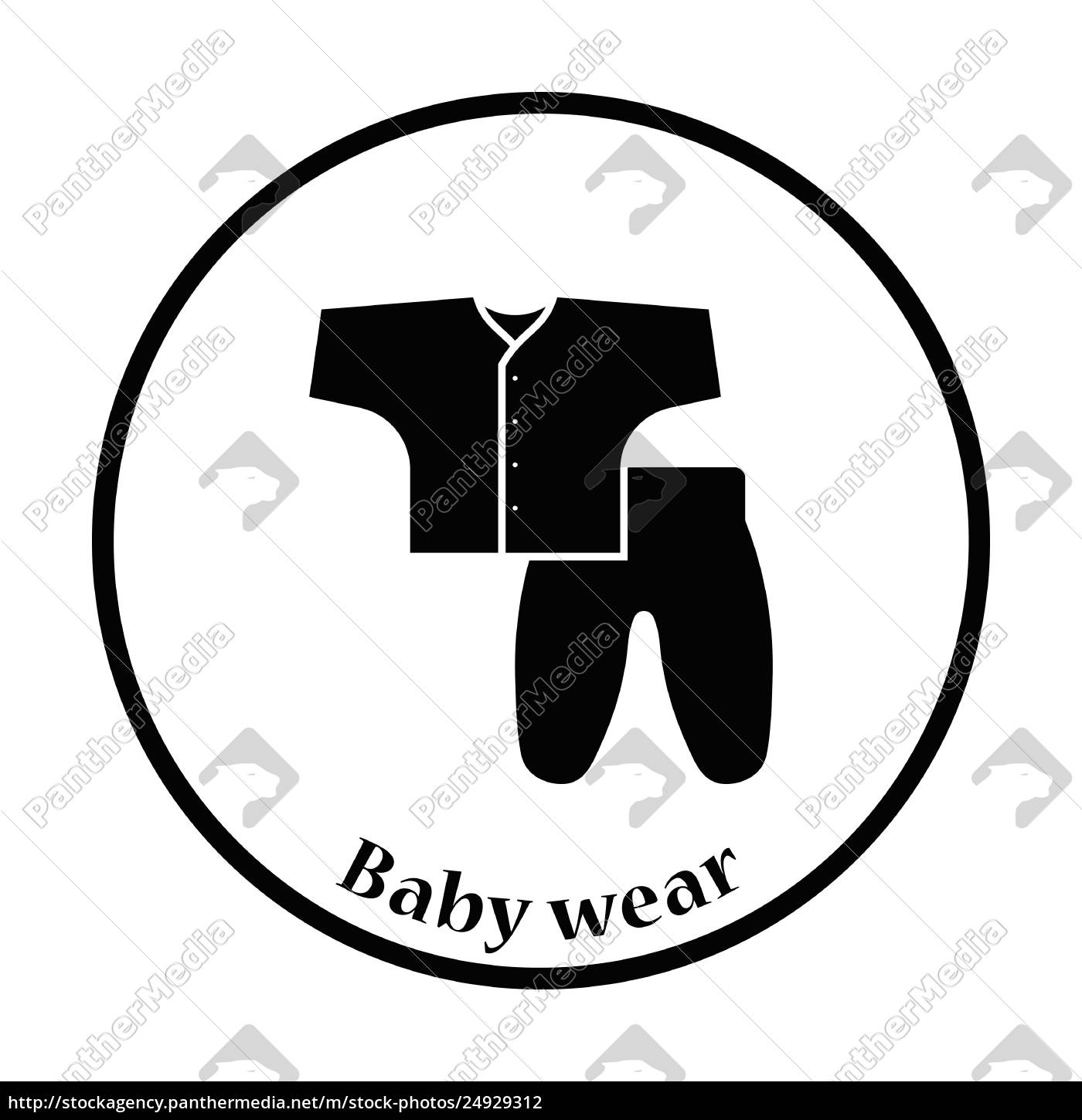 baby, wear, icon - 24929312