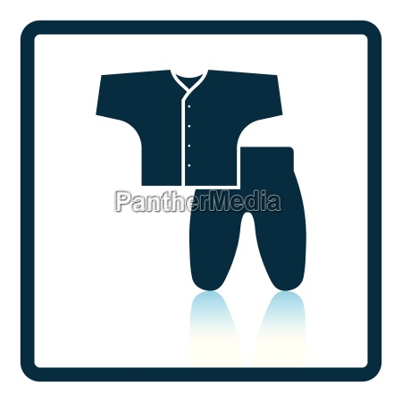 baby wear icon