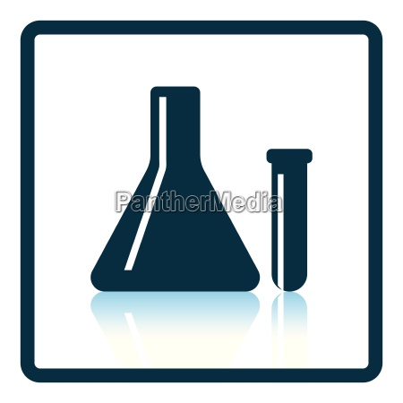 icon of chemical bulbs
