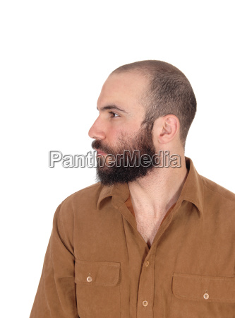 portrait of a man with a