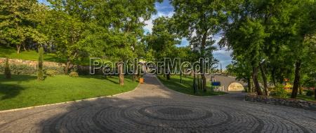 istambul park in odessa ukraine