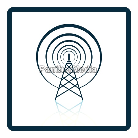 radio antenna icon