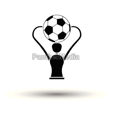 soccer cup icon