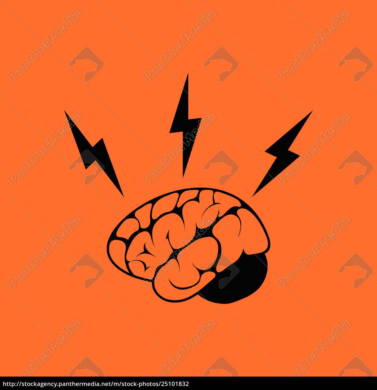 brainstorm, , icon - 25101832