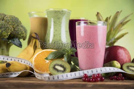 vitamin, and, fitness, diet, , smoothie - 25106806