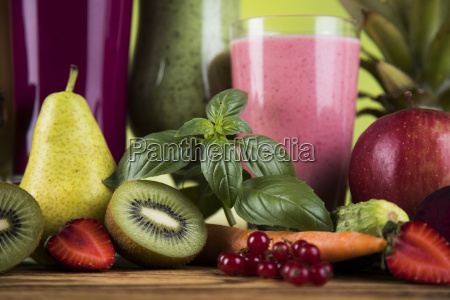 vitamin, and, fitness, diet, , smoothie - 25107032