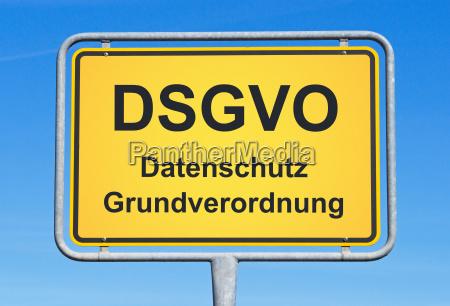 gdpr data protection basic regulation