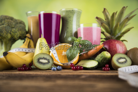 vitamin, and, fitness, diet, , smoothie - 25112858