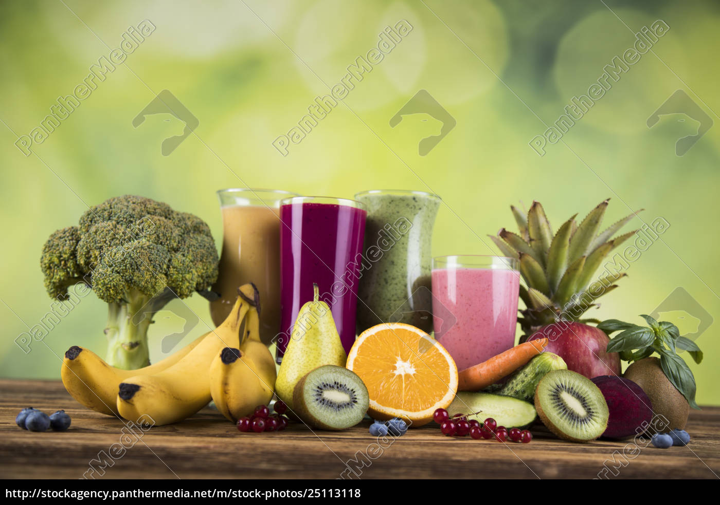 vitamin, and, fitness, diet, , smoothie - 25113118