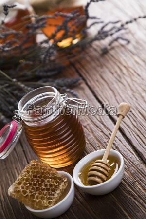 sweet, honey, in, the, comb - 25119686