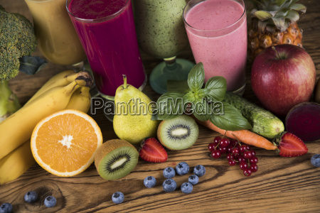 vitamin, and, fitness, diet, , smoothie - 25119672