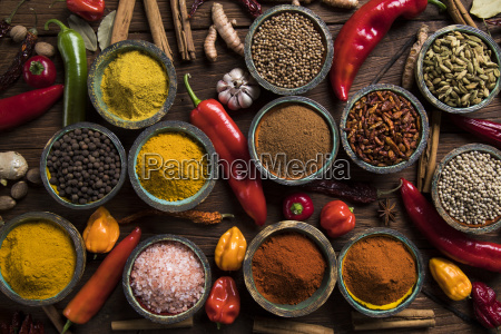 a, selection, of, various, colorful, spices - 25120656