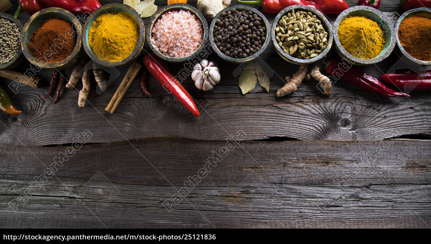 frame, , hot, spices - 25121836