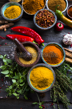 a, selection, of, various, colorful, spices - 25123026