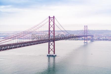 portugal lisbon ponte 25 de abril