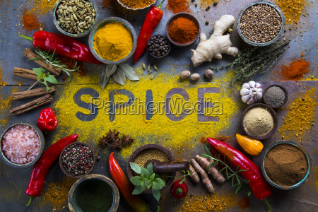 assorted, spices - 25126210