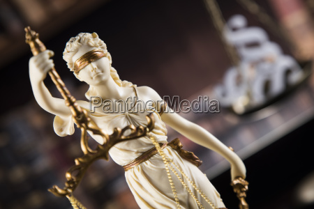 statue, of, lady, justice, , law, concept - 25129956