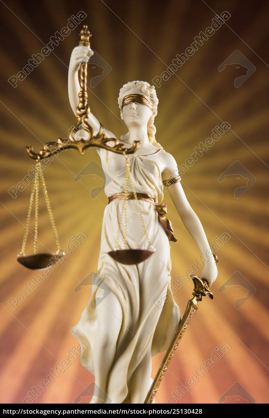 statue, of, lady, justice, , law, concept - 25130428