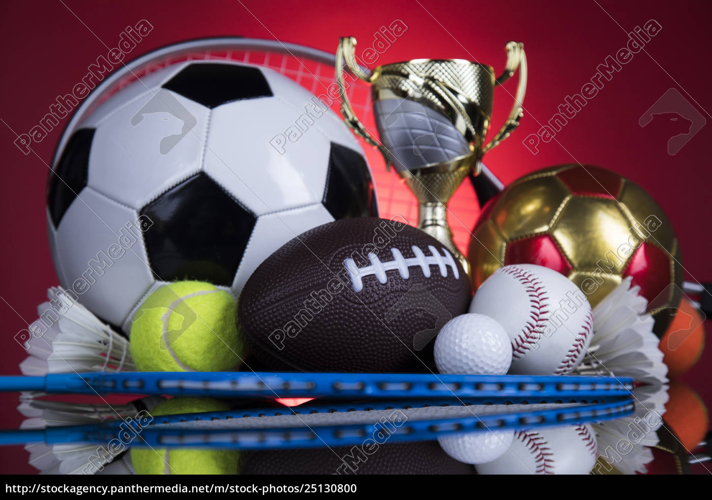 trophy, for, champion, , sport, background - 25130800