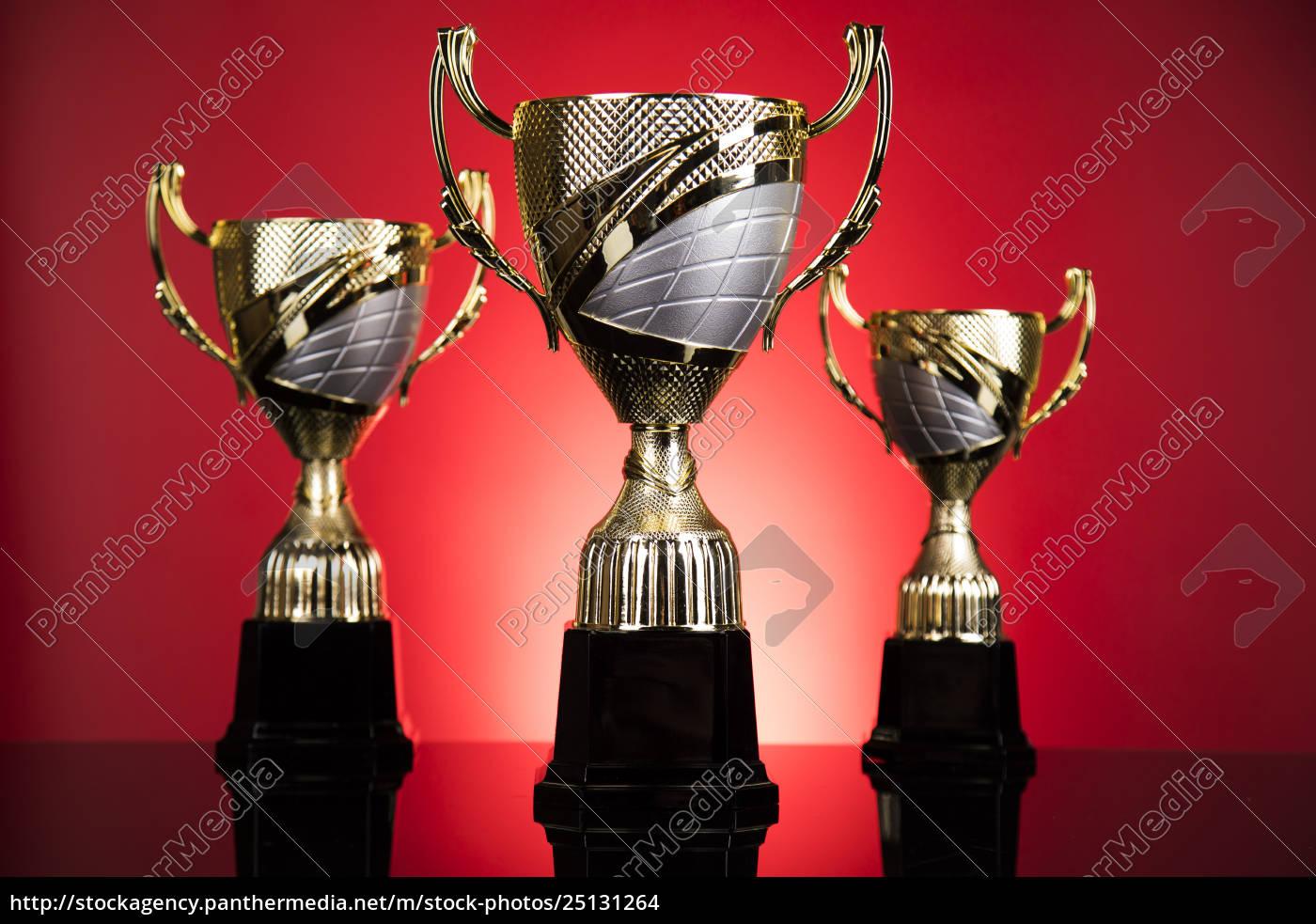 award, winning, trophy, sport, background - 25131264