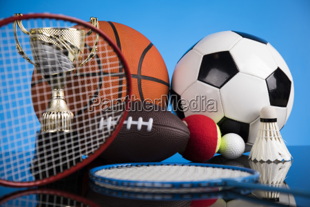 group, of, sports, equipment - 25131822