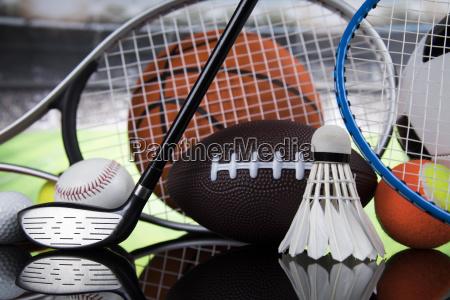sport, equipment, and, balls - 25131066