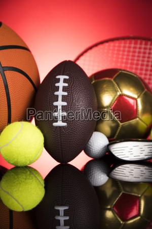 sport, equipment, and, balls - 25131278