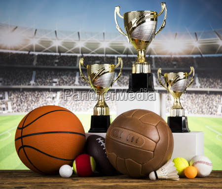 sport, podium, , cups, of, winners, award - 25131132