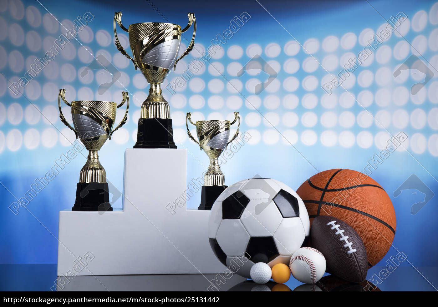 sport, podium, , cups, of, winners, award - 25131442