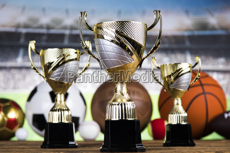 winner, trophy, , , sport, equipment, and - 25131050