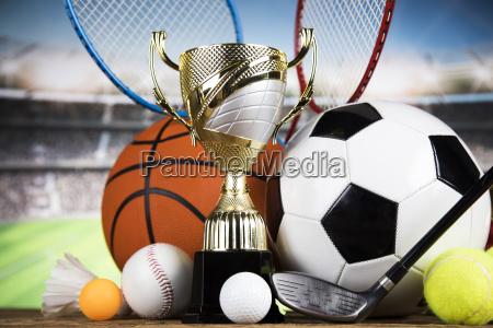 winner, trophy, , , sport, equipment, and - 25131222