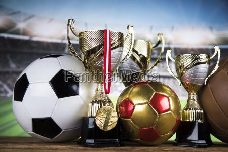 achievement, trophy, , winning, sport, background - 25134406