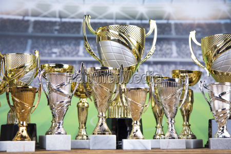 award, winning, trophy, sport, background - 25134712