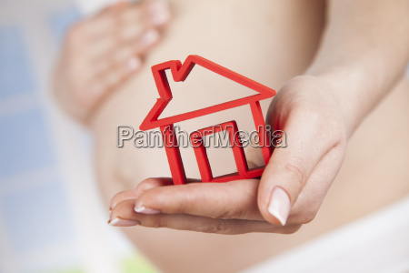 pregnant, new, home - 25134558
