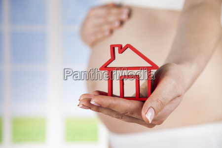 pregnant, new, home - 25134768