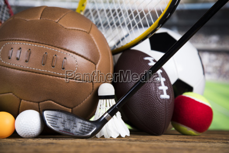 sport, , a, lot, of, balls, and - 25134298