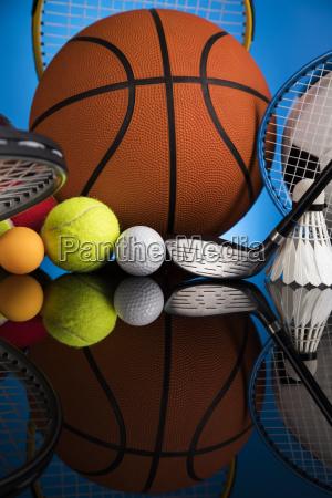 sport, equipment, and, balls - 25134396