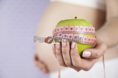 apple, , pregnancy, woman, , healthy, lifestyle, concept - 25135084