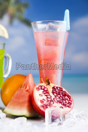 exotic, alcohol, drinks - 25135218