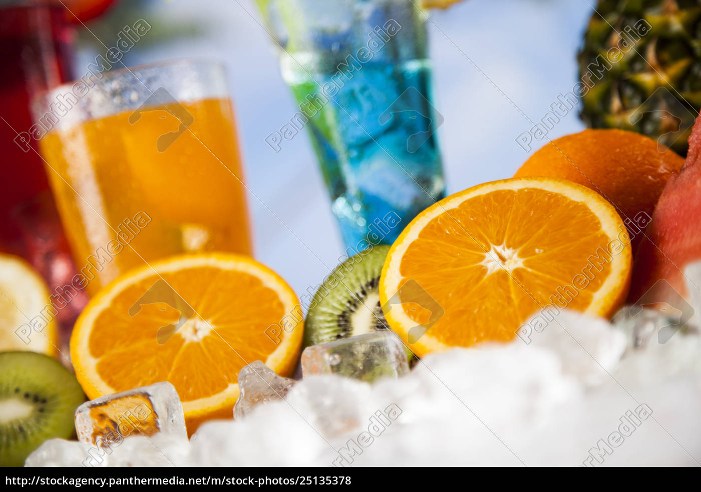 exotic, alcohol, drinks - 25135378