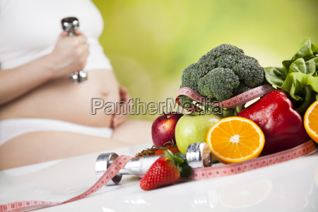 nutrition, and, diet, during, pregnancy, , fruits - 25135838