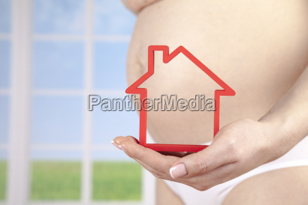 pregnant, new, home - 25135308