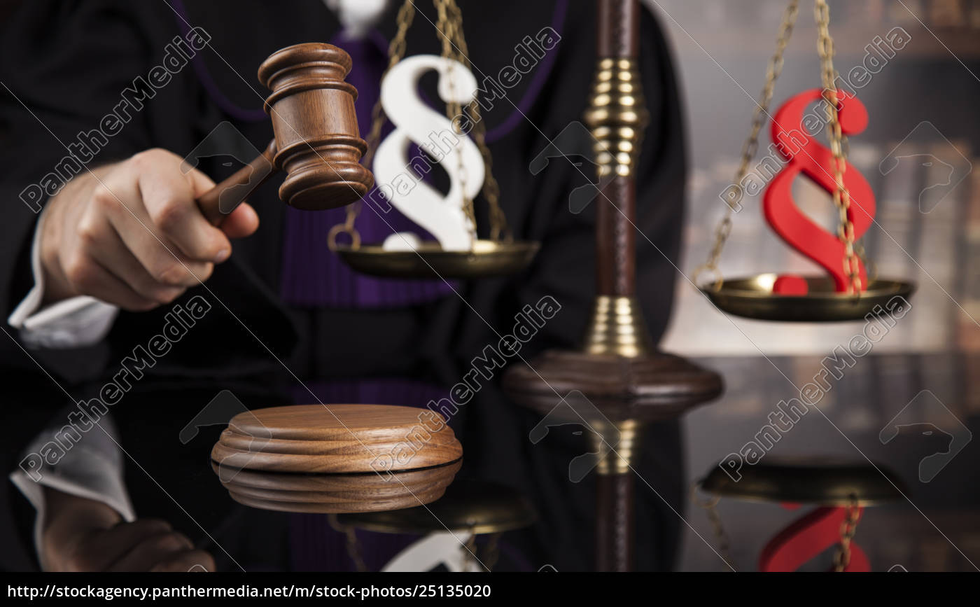 striking, mallet, , judgment, concept, , book, background - 25135020