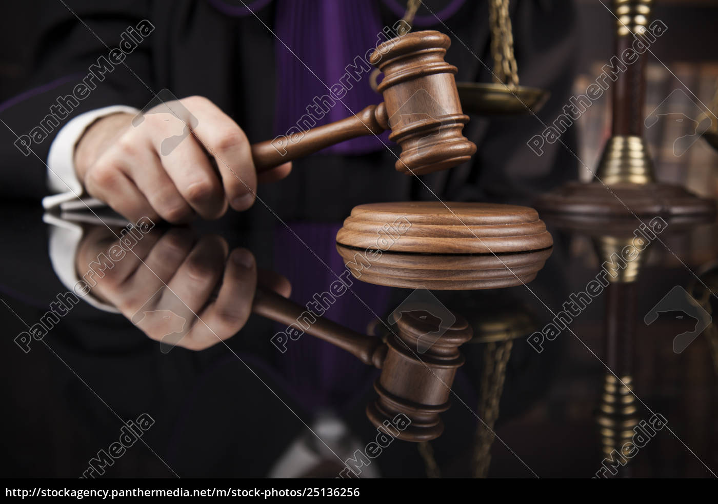 law, concept, , male, judge, in, a - 25136256