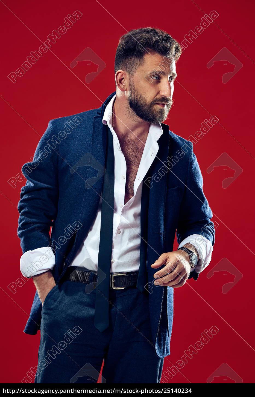 male, beauty, concept., portrait, of, a - 25140234
