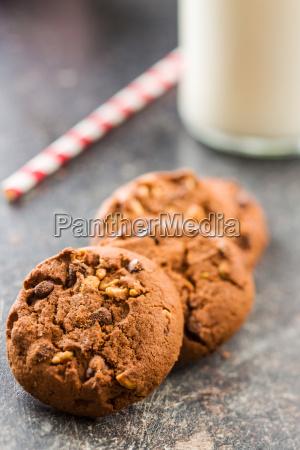 tasty chocolate cookies