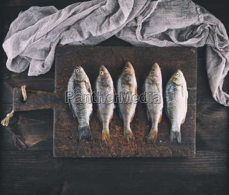 fresh, fish, perch, and, carp, cleaned - 25145042